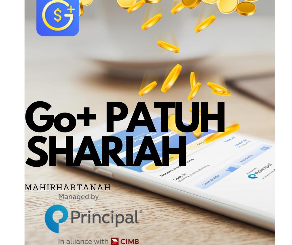TOUCH N GO+ KINI PATUH SHARIAH